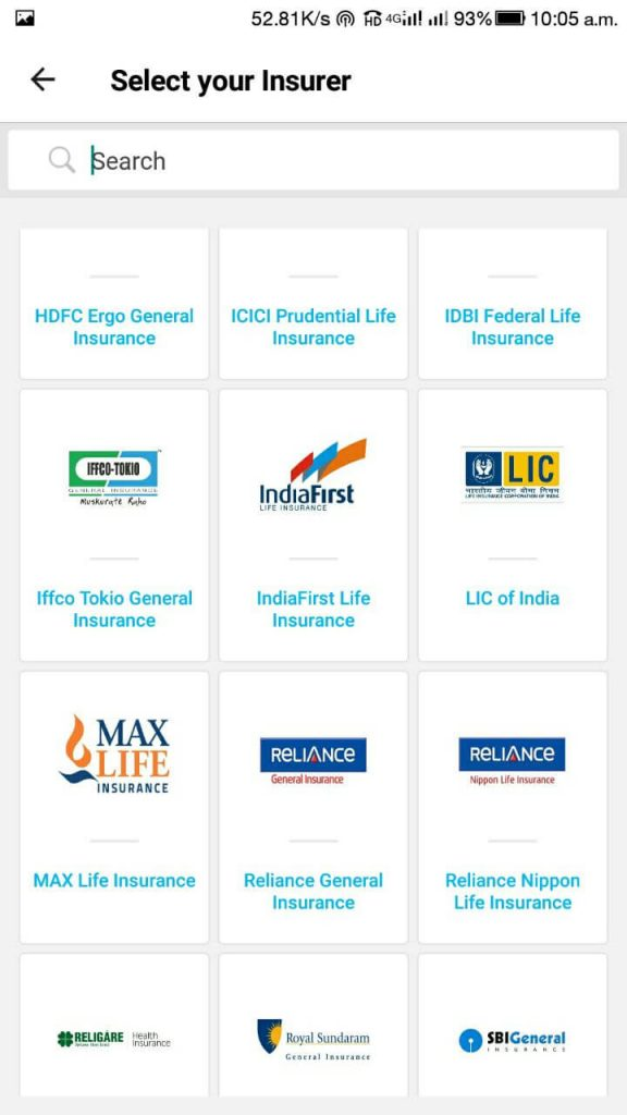 Pay Lic Premium Online By Paytm 3