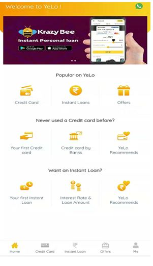 yelo loan app 3