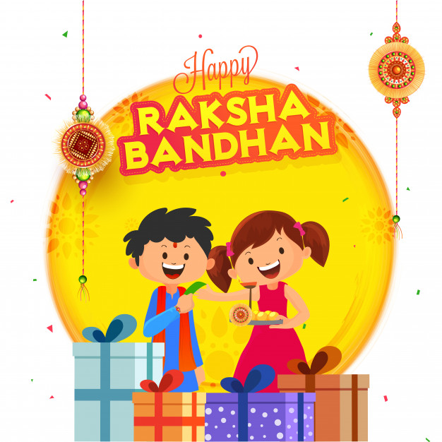 rakhi messages for brother sister